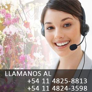 Llamanos al +54 11 4825-8813 / 4824-3598